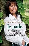 Image de Je parle : L'extraordinaire retour à la vie d'un Locked-in Syndrom