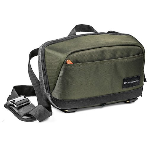 Sling Street (Manfrotto Lifestyle Street CSC Sling/Waistpack, green (MB MS-S-GR))