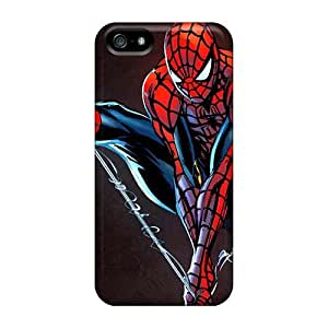 Shock-Absorbing Hard Cell-phone Case For Iphone 5/5s (Gdj14634BbRZ) Customized Fashion Strange Magic Pictures
