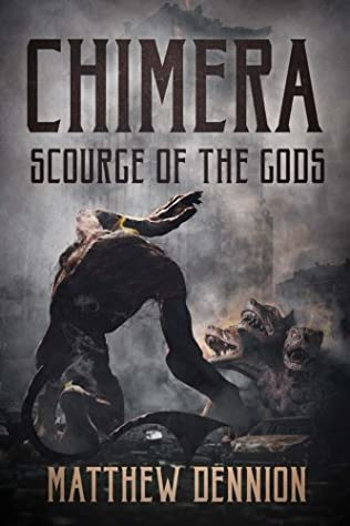 book cover of Chimera: Scourge Of The Gods