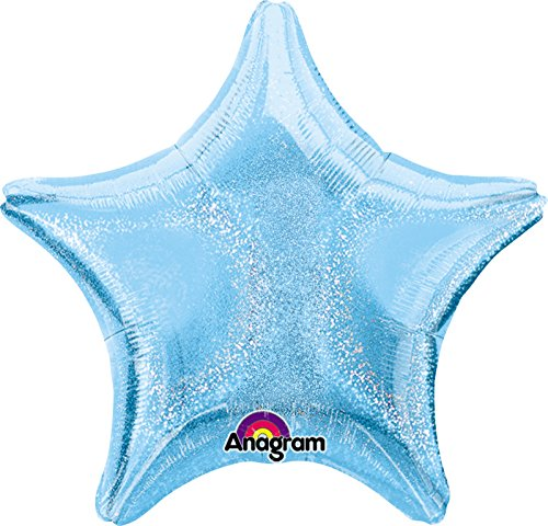 Dazzler Costume (Amscan International 19C Pastel Dazzler (Blue))