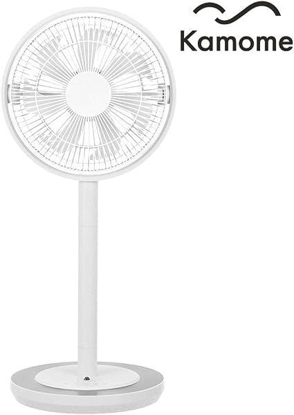 Kamome Living - Ventilador de pie (muy silencioso, altura regulable, oscilación horizontal, temporizador, apagado automático, compartimento para aceite aromático, mando a distancia): Amazon.es: Oficina y papelería