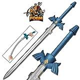 WarFoam Zelda Master Sword Replica Triforce Foam Padded Cosplay Flexible
