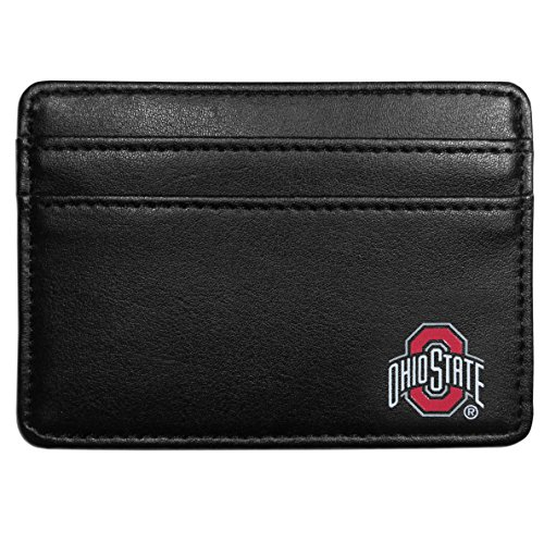 Siskiyou NCAA Ohio State Buckeyes Weekend Wallet, Black ()