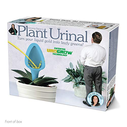 "Prank Pack ""Plant Urinal"" - Wrap Your Real Gift in a Funny Joke Gift Box - by Prank-O -"