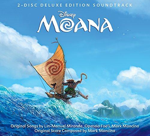 VA - Moana - Deluxe Edition OST - 2CD - FLAC - 2016 - FORSAKEN Download