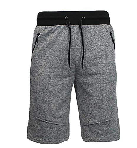 Stile Un Yoga Lavoro Hellgrau Estate 4 Sacco Fisica Respirabili Forma Esecuzione Sport Uomini Shorts Di Pantaloni Semplice Let 3 S0rRS