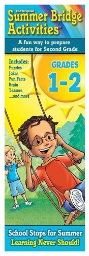 Summer Bridge Activities® Activity Cards, Grades 1 - 2 -