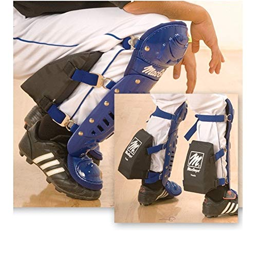Baseball Catchers Knee Support - Catcher's Knee Support - Youth