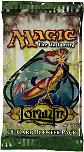 Magic the Gathering: 10th Edition MTG Lorwyn Booster Pack (15 cards/pack) by Magic: the Gathering