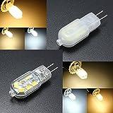 G4 Led Bulbs - G4 Base 2w 12smd Led Warm/Cool/Natural White Light Lamp Bulb Dc12v - G4 Light Bulb Landscape Bulbs Volt Watt - 12 20 - 1PCs
