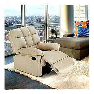 Amazon.com: Recliner Sofa Armrest Chair Wall Hugger Lazy Boy Living ...