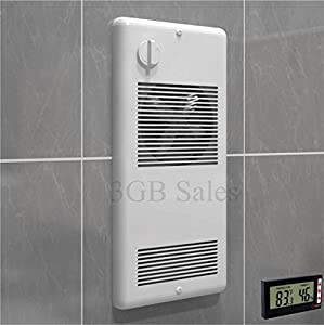 High quality bathroom wall heater free thermometer - Wall mounted electric bathroom heaters ...