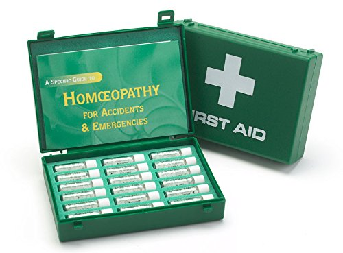 (Homeopathic Accident and Emergency First Aid Kit)