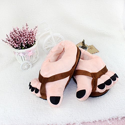 Fankou Primavera Square Baotou matte sento Baotou pantofole ,35, rosa