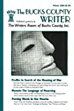 img - for The Bucks County Writer: Winter 2004, Volume 5, Number 2 book / textbook / text book