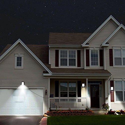 Voona Solar Motion Sensor Security Light Ultra Bright SMD LED Solar Motion Ou