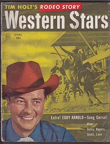 WESTERN STARS Tim Holt Eddy Arnold Gene Autry Roy Rogers + Spring 1950