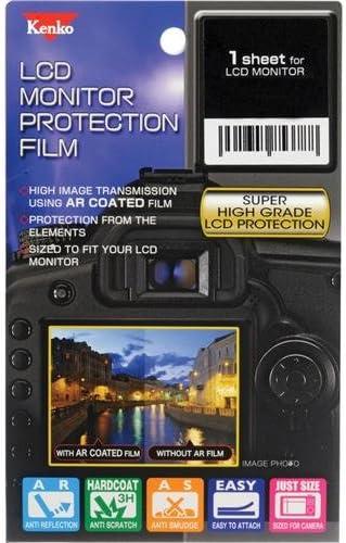 Kenko LCD Monitor Protection Film for Nikon D850 Camera
