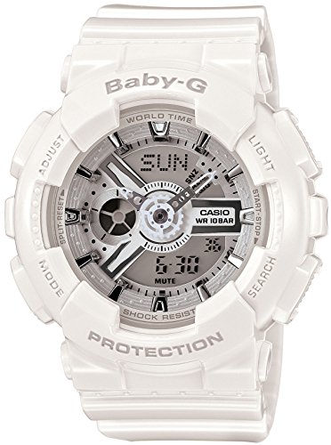 Casio Baby-G Big Case Series BA-110-7A3JF Women's Watch (Japan Import) ()