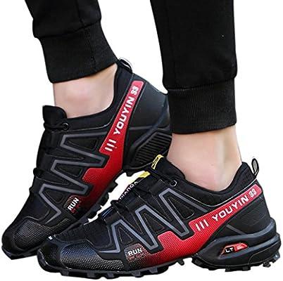 Kinrui Zapatillas de Running para Hombre, Deportivas, Senderismo, Deportes al Aire Libre, Senderismo: Amazon.es: Deportes y aire libre