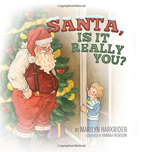Santa, Is it Really You? by Clay Bridges Press (Image #2)
