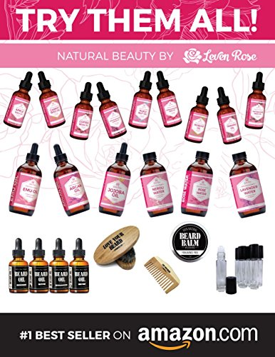 Jojoba-Oil-by-Leven-Rose-Pure-Cold-Pressed-Natural-Unrefined-Moisturizer-for-Skin-Hair-and-Nails-4-oz