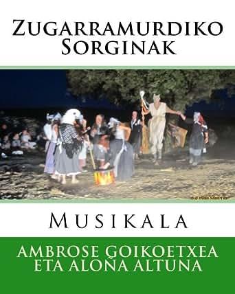 Amazon.com: Zugarramurdiko Sorginak (Basque Edition) eBook