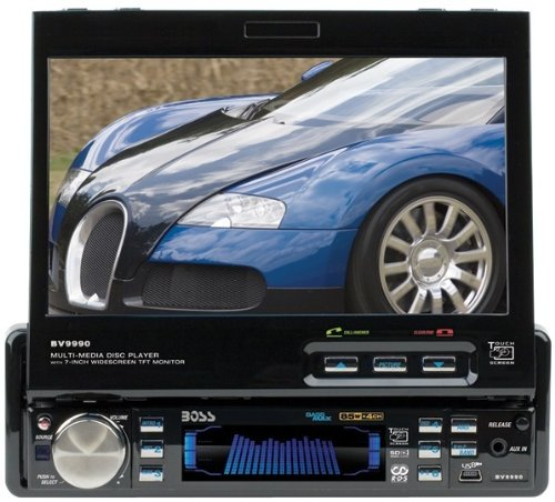 51UmbNH7Z1L amazon com boss bv9990 4 x 85 watts dvd mp3 cd receiver car boss bv9990 wiring harness at eliteediting.co
