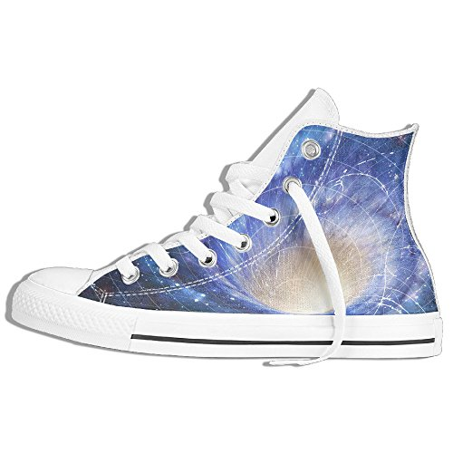 Galaxy Space Warp Shoes For Man Casual Shoes