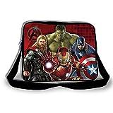 BB Designs Marvel Avengers Messenger Bag Review