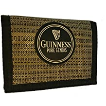 Official Guinness Pure Genius Vinyl Tri-Fold Wallet