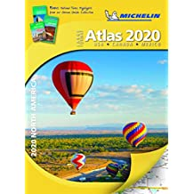 Michelin North America Large Format Atlas 2020