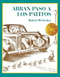 Abran Paso a los Patitos, Robert McCloskey, 0613017048