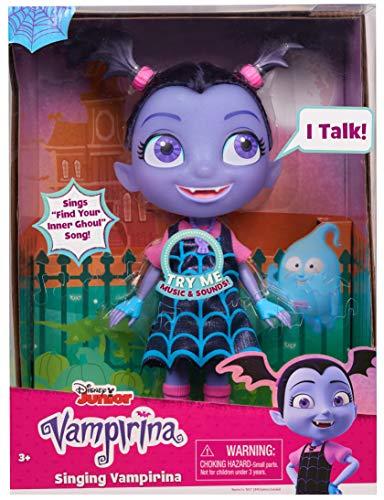 (Vampirina Bat-Tastic Musical Doll)