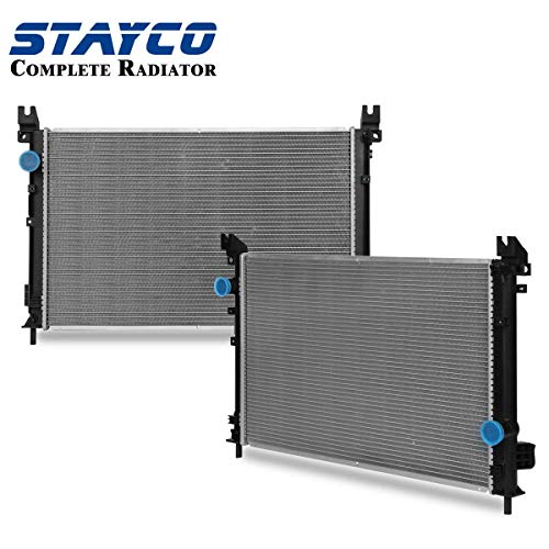 (CU2702 Radiator Replacement for Chrysler Pacifica 2004 2005 2006 V6 3.5L)