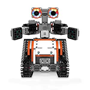 UBTECH JIMU Robot Astrobot Series: Cosmos Kit / App-Enabled Building and Coding STEM Learning Kit (387 Parts and Connectors)