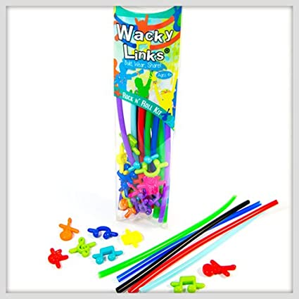 Amazon wacky links rock n roll do it yourself kit for kids wacky links rock n roll do it yourself kit for kids solutioingenieria Images