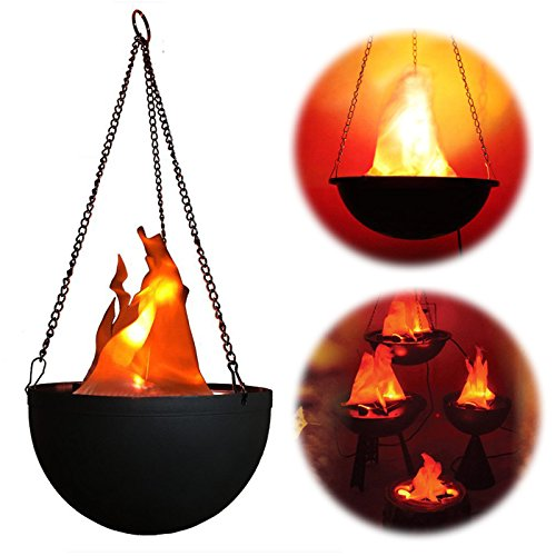 Vipe Hanging Flame Light Halloween Decoration Christmas Party Bar Outdoor Indoor Decoration