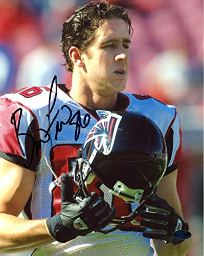 - Brian Finneran Atlanta Falcons Autographed Signed 8x10 Photo - Certified Authentic