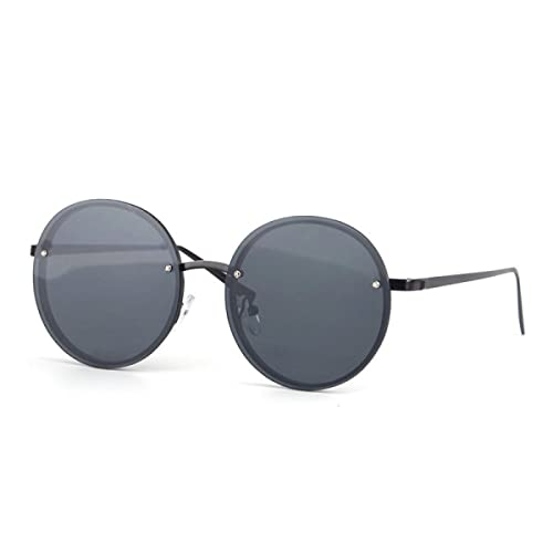 2017 Hombres Y Mujeres Genéricos Retro Moda Metal Accesorios Anti-ultravioleta Gafas De Sol