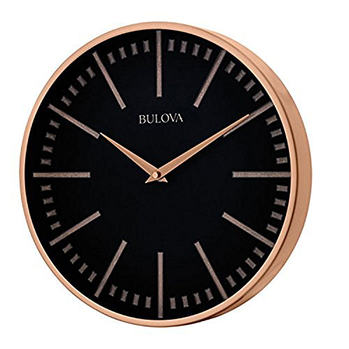 Bulova Copper Classic Wall Clock