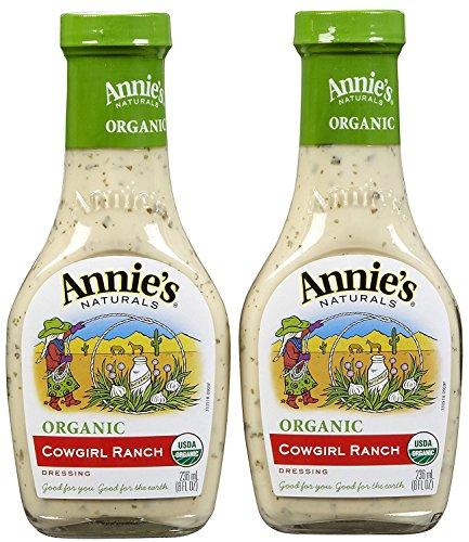 - Annie's Naturals Organic Dressing Cowgirl Ranch -- 8 fl oz