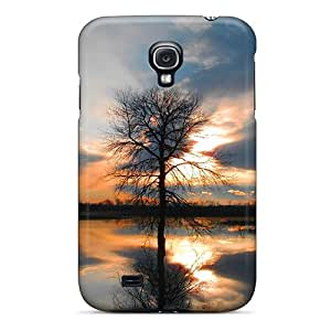 PmEnk1237UVfxh Faddish Kupa River Sunset Case Cover For Galaxy S4