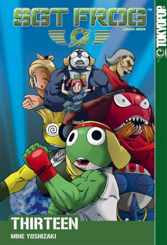 Sgt Frog Graphic Novel (Sgt. Frog, Vol. 13)