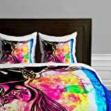 Deny Designs  Sophia Buddenhagen Dream Hawaii Duvet Cover, King