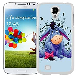 Attractive Galaxy S4 Case Design with Eeyore Samsung Galaxy S4 SIV S IV I9500 I9505 White Case Kimberly Kurzendoerfer