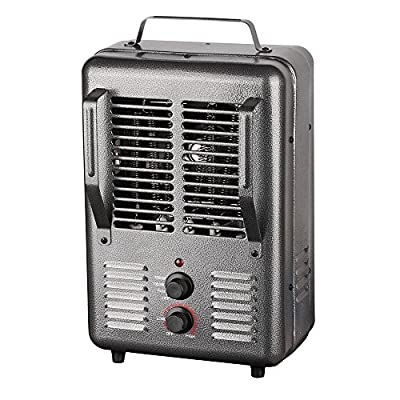 King Electric PHM-1 1500-watt Portable Milkhouse Heater