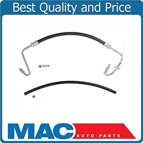 Mac Auto Parts Power Steering Pressure & Return Hose For 97-2002 Wrangler SE 2.5L 4 Cylinder