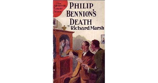 Philip Bennions Death (Valancourt Classics)